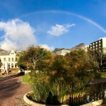 Rainbow, Cape Town, South Africa
